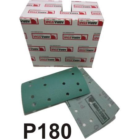 PLIEGO LIJA STARGREEN 133X80 P180 14A