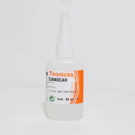 CIANOCAR 600 (densidad media) 50g
