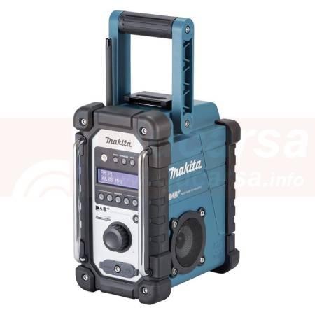 Radio a batería 7,2V - 18V DAB