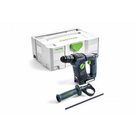 Festool Martillo perforador de batería BHC 18 Li-Basic