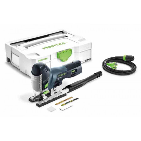 Festool Caladora de péndulo PS 420 EBQ-Plus CARVEX
