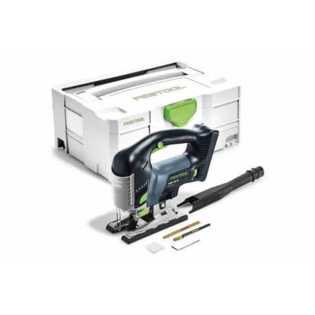 Festool Caladora de péndulo con batería PSBC 420 Li EB-Basic CARVEX