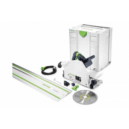 Festool Sierra de incisión TS 75 EBQ-Plus-FS