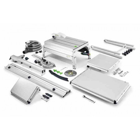 Festool Sierra de tronzar CS 50 EB-Set PRECISIO