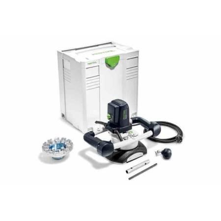 Festool Fresadora para renovaciones RG 150 E-Set DIA HD RENOFIX