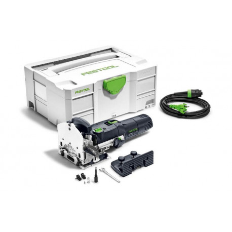 Fresadora de espigas DF 500 Q-Plus