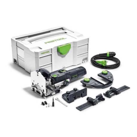 Fresadora de espigas DF 500 Q-Set