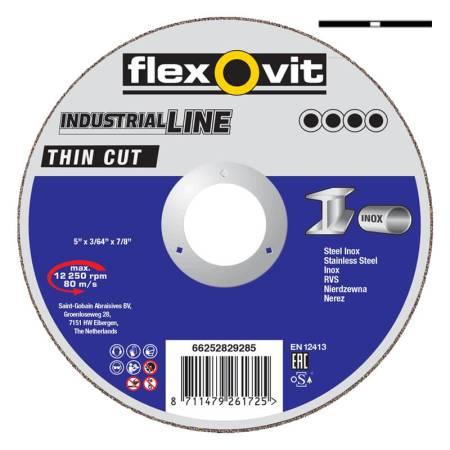 DISCO CORTE FINO IND. LINE 115X1.0X22.23 A60 T-BF41
