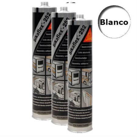 Pack Sikaflex 252 negro