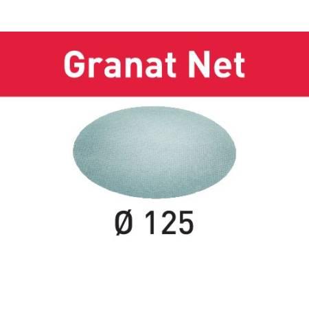 Abrasivo de malla STF D125 P100 GR NET/50 Granat Net