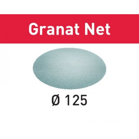 Abrasivo de malla STF D125 P220 GR NET/50 Granat Net