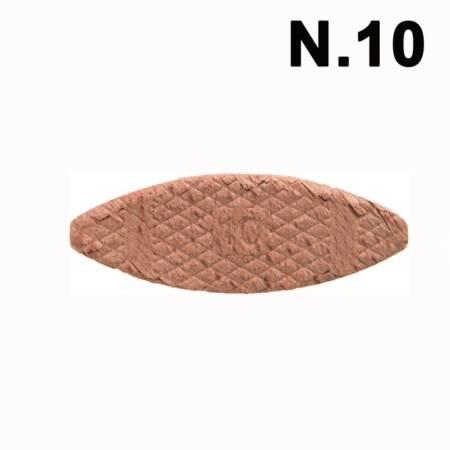 CAJA PASTILLAS N.10 (1000 U)