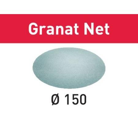 Abrasivo de malla STF D150 P220 GR NET/50 Granat Net