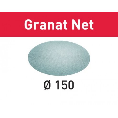 Abrasivo de malla STF D150 P80 GR NET/50 Granat Net