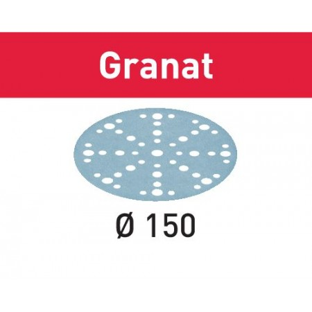 Disco de lijar STF D150/48 P40 GR/10 Granat