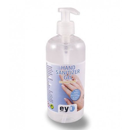 GEL DESINFECTANTE PARA MANOS 500 ML