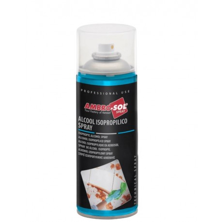 BOTE 400ML ALCOHOL ISOPROPILICO 90º SPRAY