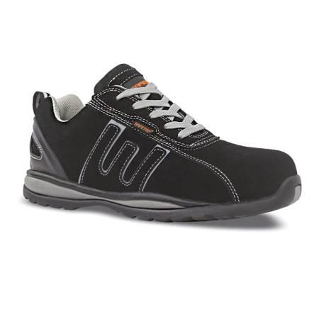 Zapato de seguridad Gris y negro