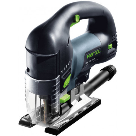 Festool Caladora de péndulo PSB 420 EBQ-Plus CARVEX