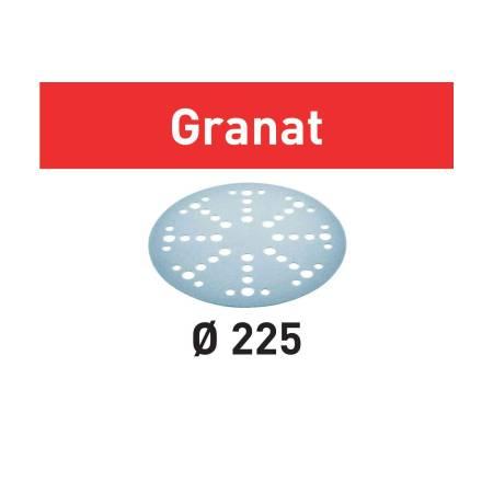 Disco de lijar STF D225/128 P120 GR/25
