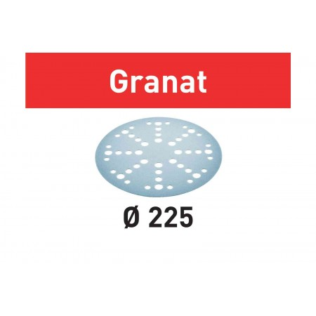 Disco de lijar STF D225/128 P220 GR/25