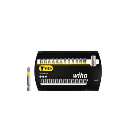 """Juego de bits XLSelector, bits en Y de 50 mm Phillips, Pozidriv, TORX®, de 13 unid. de 1/4"""""""" (41834)"""""""