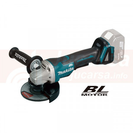 AMOLADORA 125MM BL18V C/FRENO