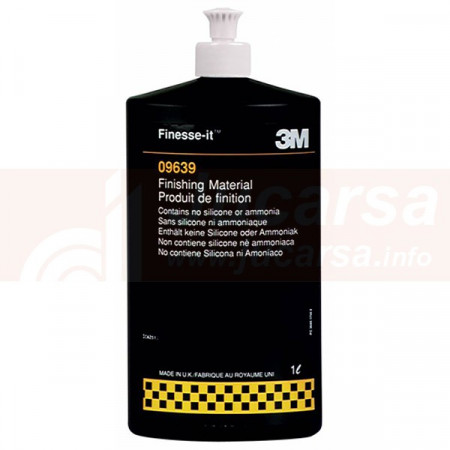 3M™ Finesse-It™ 09639 Abrillantaor Blanco 1L