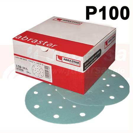 Discos Velcro G-100 Ø 150-17T
