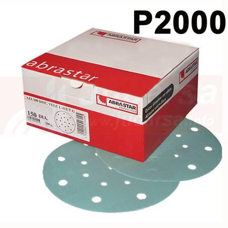 CAJA 100 DISC VELC L-312-T G-2000 150 DIAM. 17 T