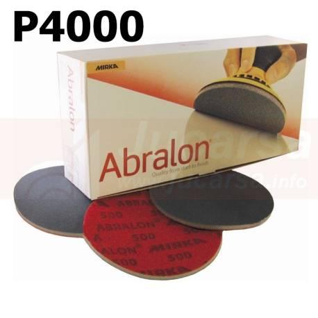 Disco matizar ABRALON 150 mm Gr. 4000