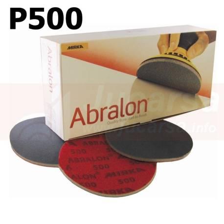 Disco matizar ABRALON 150 mm Gr. 500