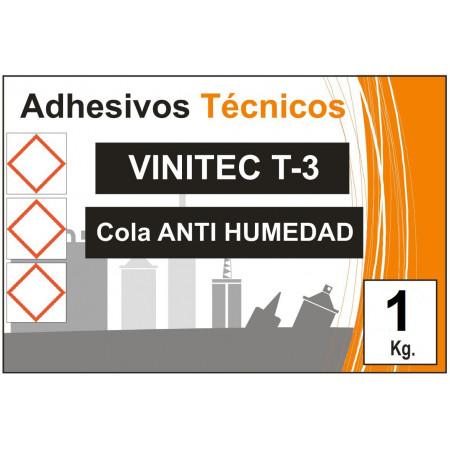 BIBERON COLA 1Kgs VINITEC T-3 (D-3)