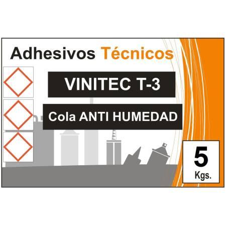BIDON 5 Kgs. COLA BLANCA ANTIHUMEDAD T-3