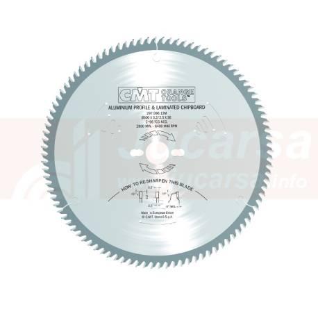 SIERRA CIRCULAR 300X3.2X30 Z96 TCG6 silenciosa