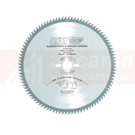 SIERRA CIRCULAR 210X2.8X30 Z64 TCG -6
