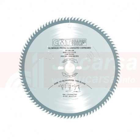 SIERRA CIRCULAR 160X2.2X20 Z 56 TGC -6