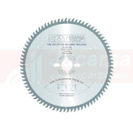 SIERRA CIRCULAR 300x3.2x30 Z96 ATB 40 silenciosa
