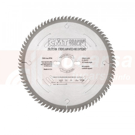 SIERRA CIRCULAR XTREME 300x3.2x30 Z96 10 FFT