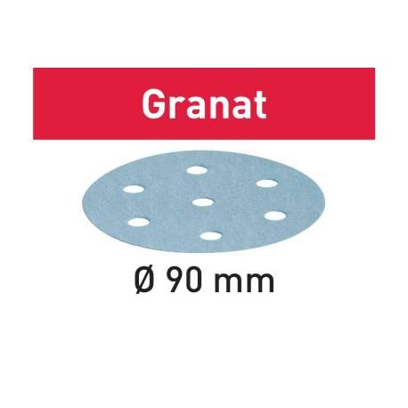 Disco de lijar STF D90/6 P100 GR/100