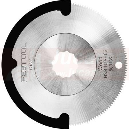 Festool Hoja de sierra para madera HSB 100/HCS