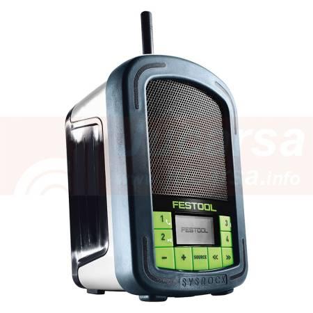 Festool Radio para obras BR 10 SYSROCK