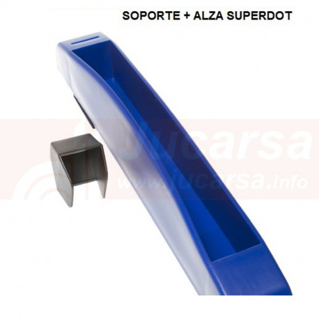 KIT SOPORTE+ALZA PARA APLICACION SUPERDOT