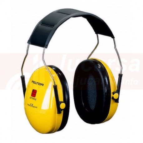 PROTECTOR AUDITIVO 3M PELTOR OPTIME I