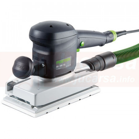 Festool Lijadora orbital RS 200 Q
