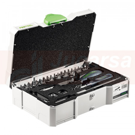 """Festool Set de carraca 1/4""""-CE RA-Set 36"""