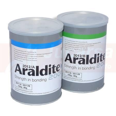 ARALDITE 2012 (1+1) CURADO RAPIDO