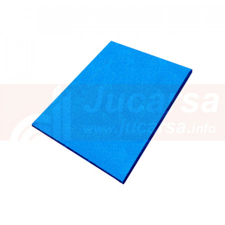 Esponja fine Azul