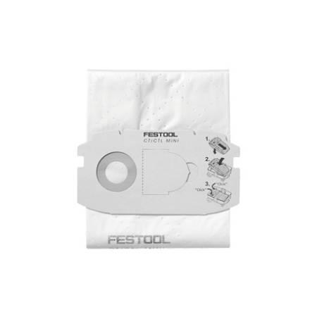 Bolsa filtrante SELFCLEAN SC FIS-CT MINI/5