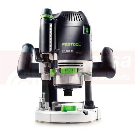 Fresadora OF 2200 EB-Plus